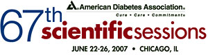 Meeting Perspectives: The ADA Scientific Sessions:  Advances in the Pharmacologic Management of Type 2 Diabetes Mellitus