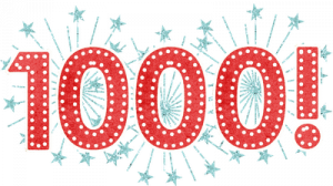 Clinical Correlations Reaches 1000 Articles Published!!