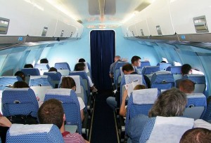 Infection Transmission During Air Travel