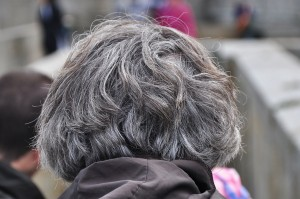 Why Does Our Hair Turn Gray?